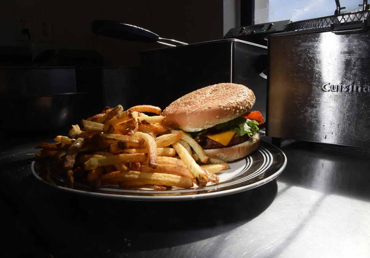 #5: Santana's Vegan Grill