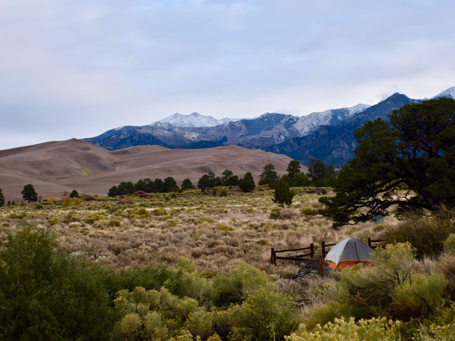 Piñon Flats Campground at the Great Sand Dunes will be closed indefinitely  | Local News | gazette.com