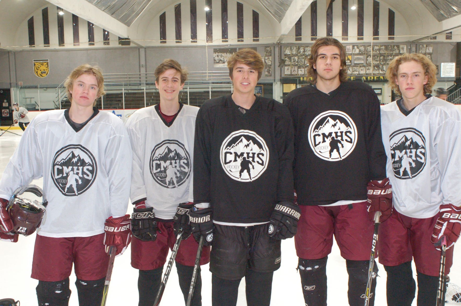 CO H.S.: Chasing A League Title - Cheyenne Mountain High School Hockey Team Moves Into Second Half Of Season Determined To Come Out On Top