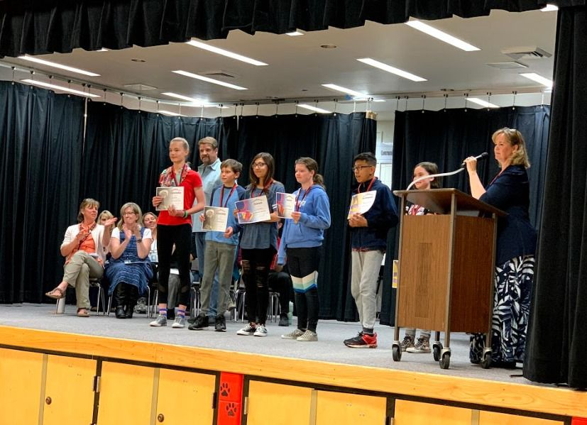 Palmer Lake Elementary students get end-of-the-year kudos