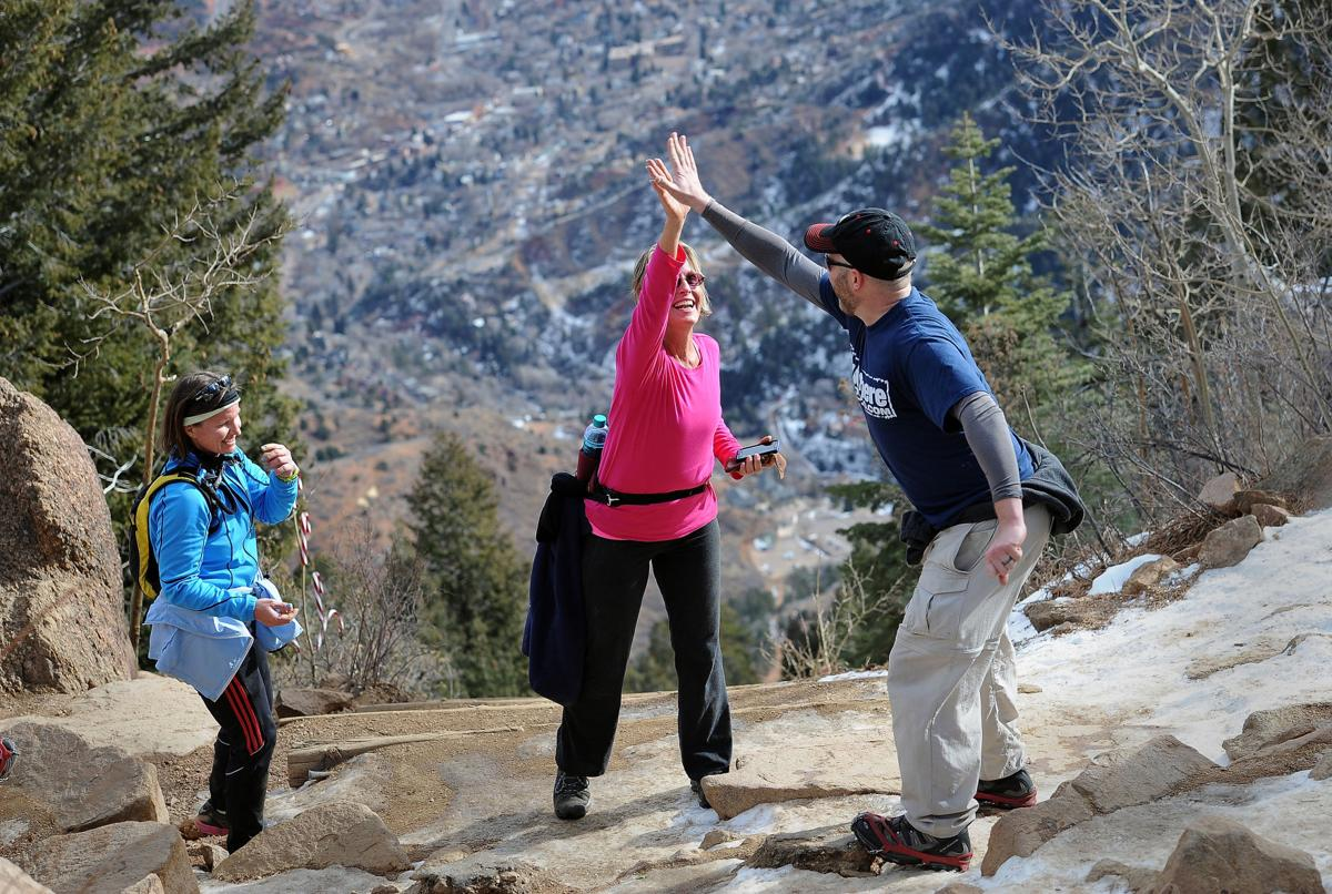 Hiking the Manitou Incline after years of excuses