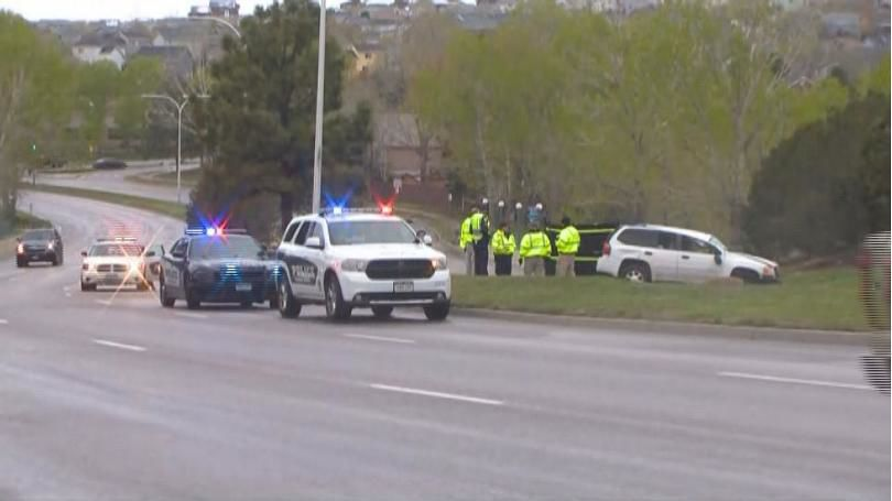 Deadly crash at Barnes and Purcell