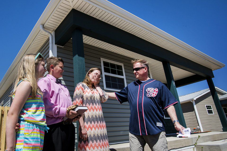 More than a home: Single mom labors 350 hours with Pikes Peak Habitat for Humanity
