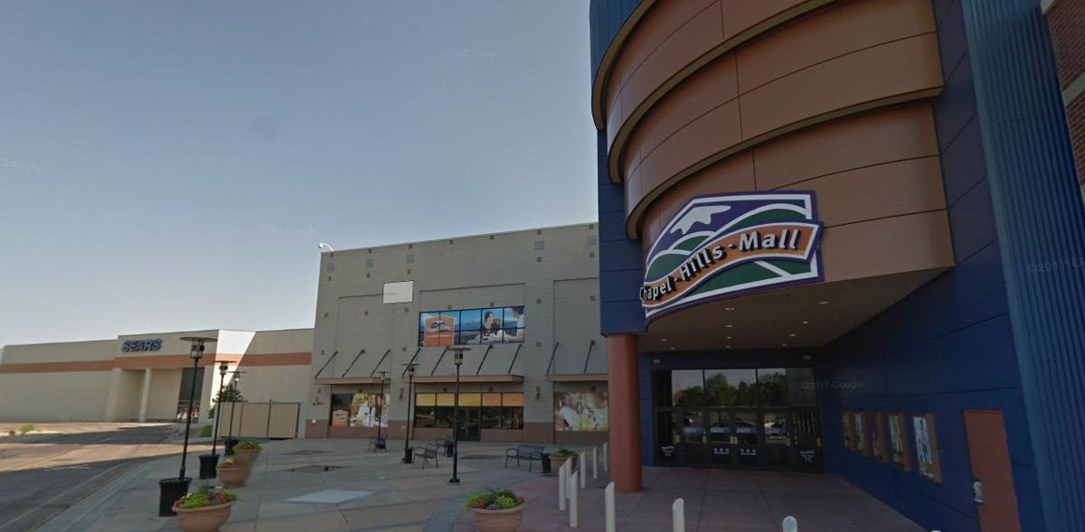 A blue light special? Chapel Hills Mall in Colorado Springs sells for deep discount