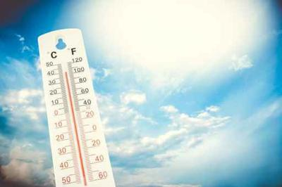 Tropical temperature, measured on an outdoor thermometer, global