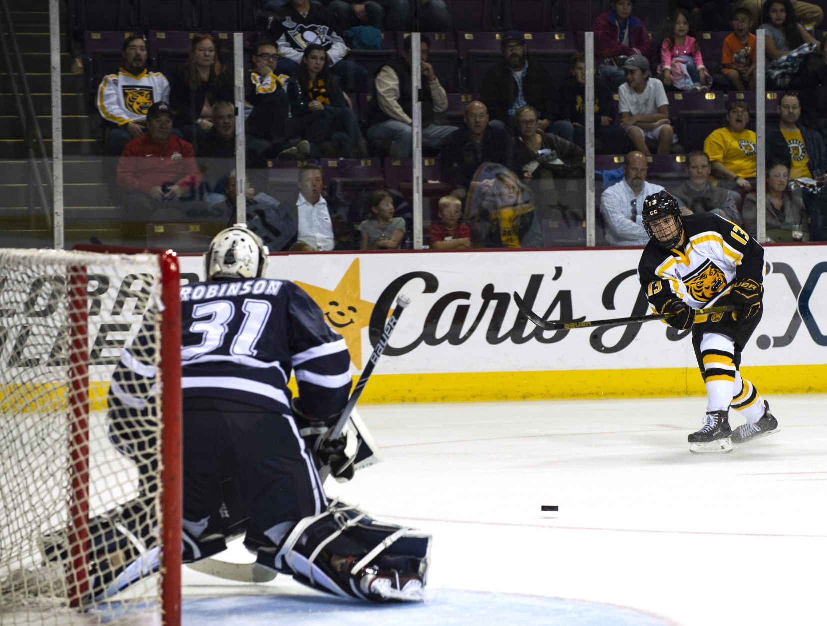 NCHC: Colorado College's Nick Halloran To Miss Rest Of Season With Lower-body Injury