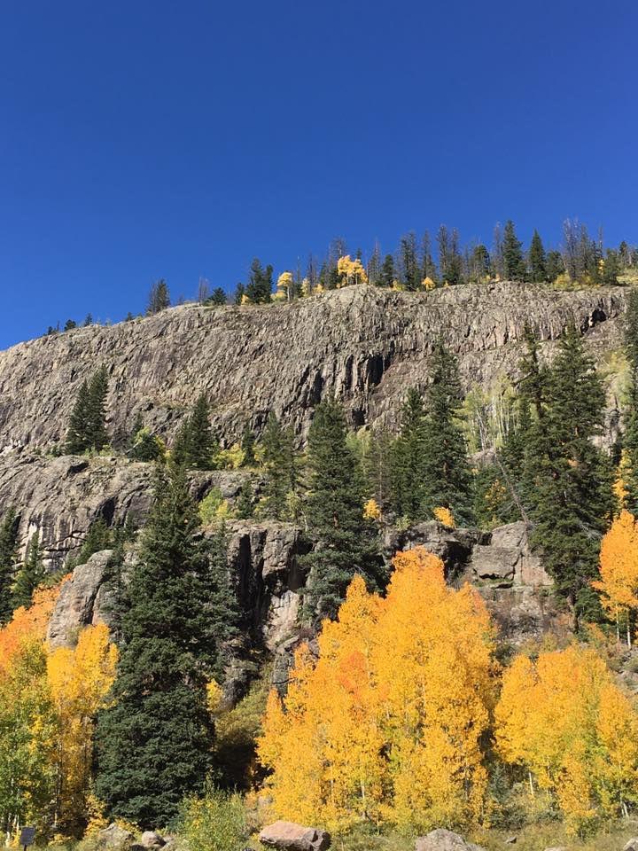 Near Wolf Creek Pass