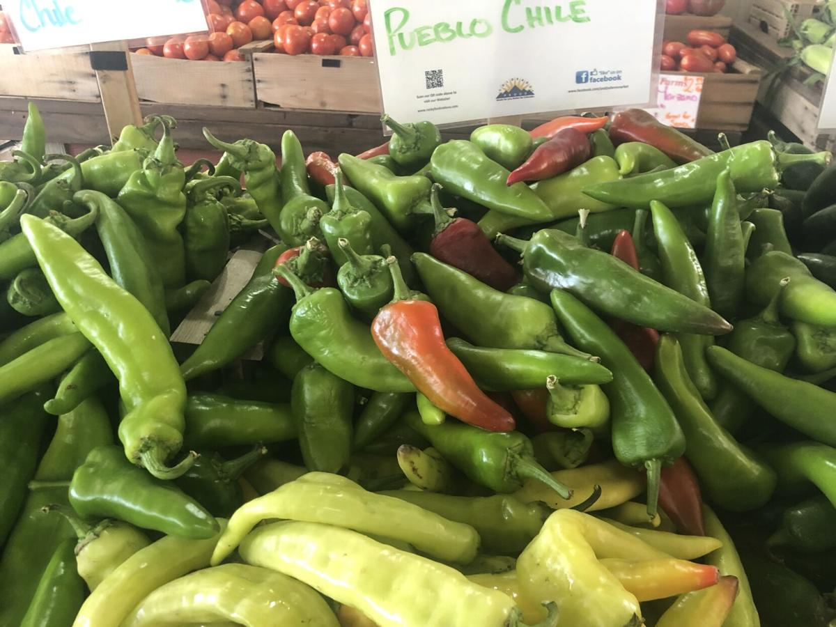 Pueblo green chile crop is huge this year and a good reason to celebrate