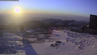 Colorado Springs wakes up to record-breaking low temperature