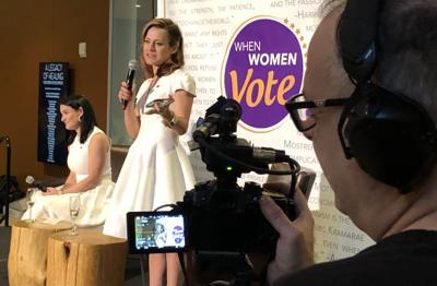 When Women Vote launch2