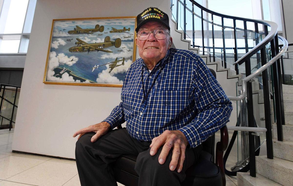 veteran painting
