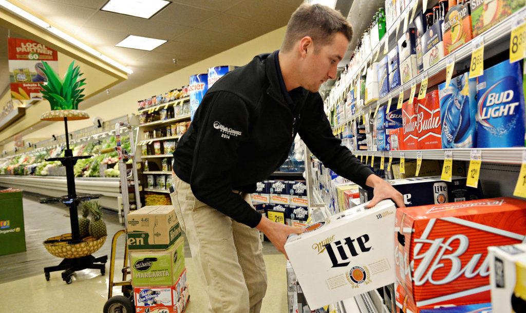 Beer Grocery Stores