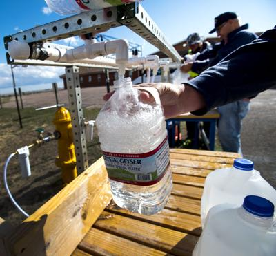 Widefield Water and Sanitation stops use of contaminated aquifer water