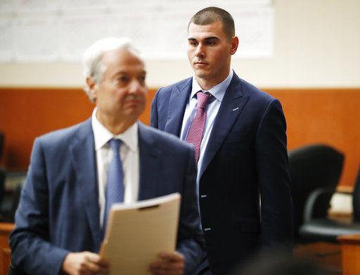 Broncos Kelly Arrest Football
