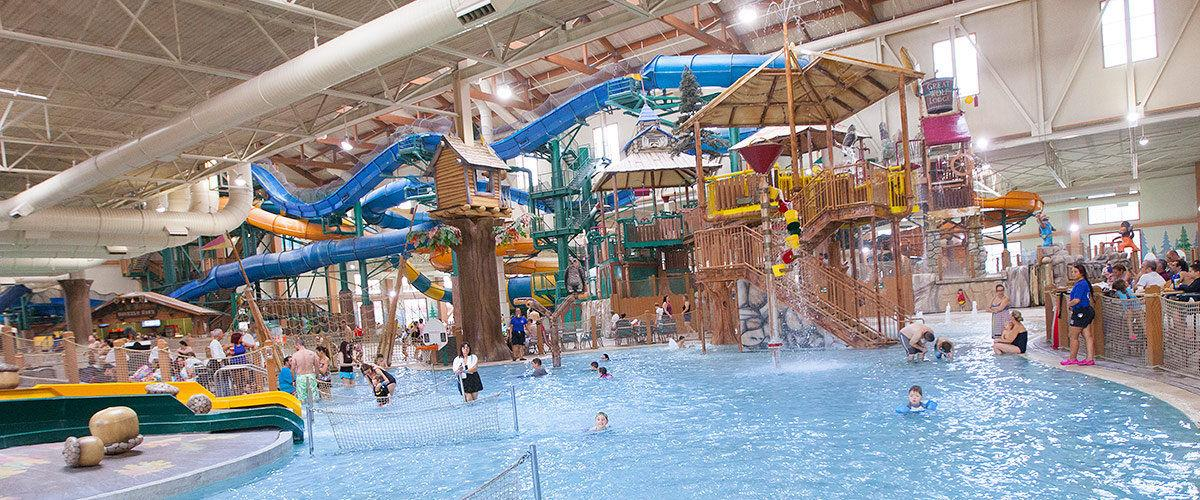 Opening Of New Colorado Springs Resort And Waterpark