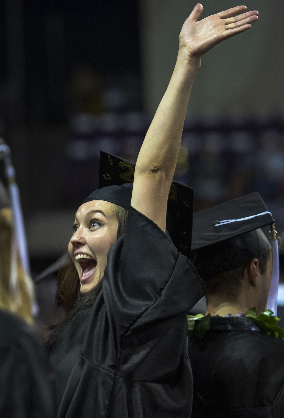 Congrats, class of 2019: College, high school grads move on to the next step