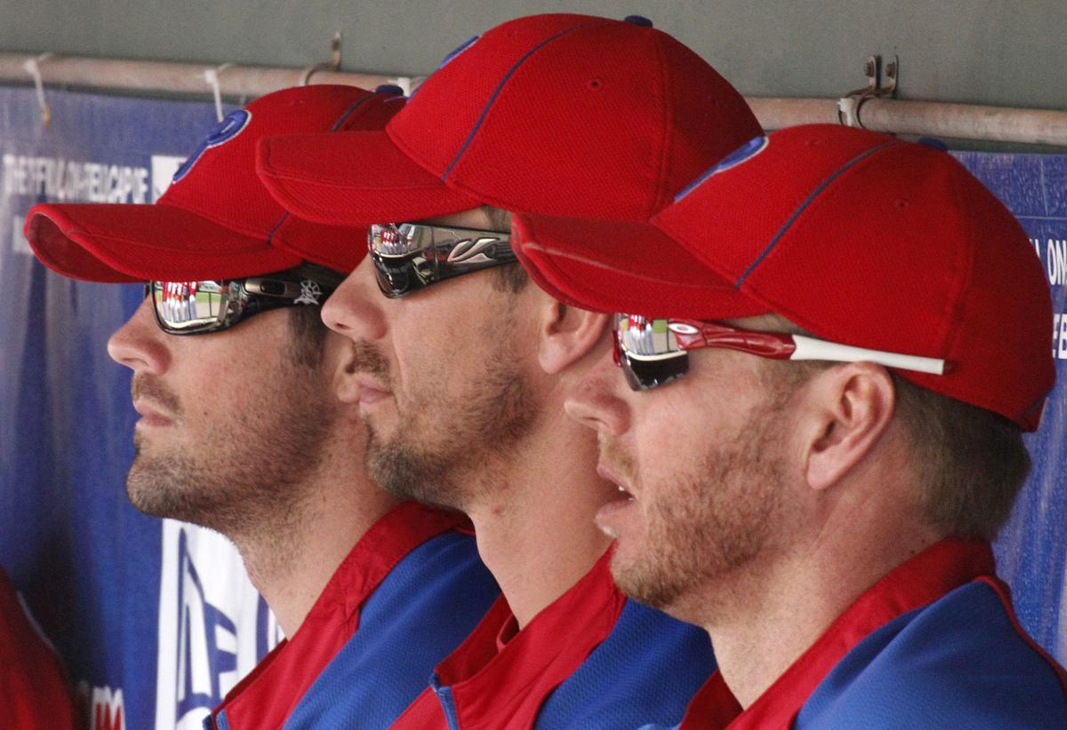 Phillies Former Aces Baseball