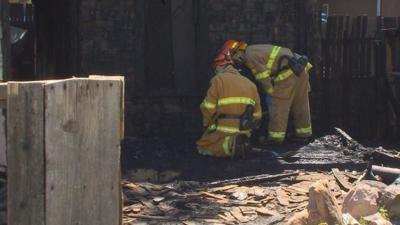 Cascade avenue house fire