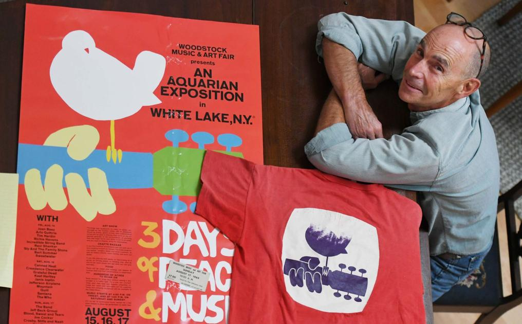 A Colorado Springs man's short, strange trip to Woodstock 50 years ago