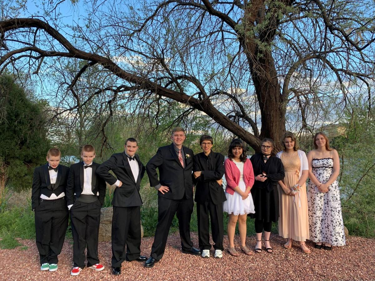 Doherty High prom includes special-needs students