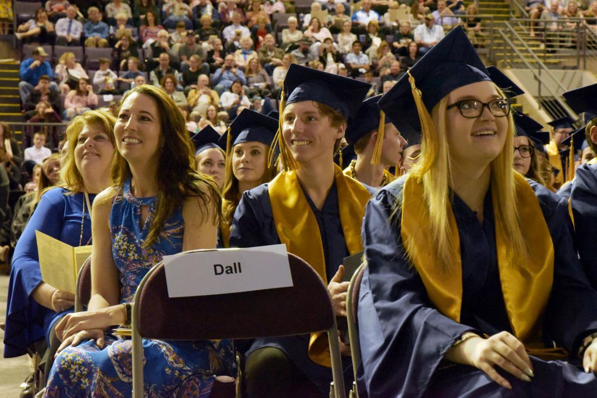 Congrats, grads! D-38 celebrates class of 2019