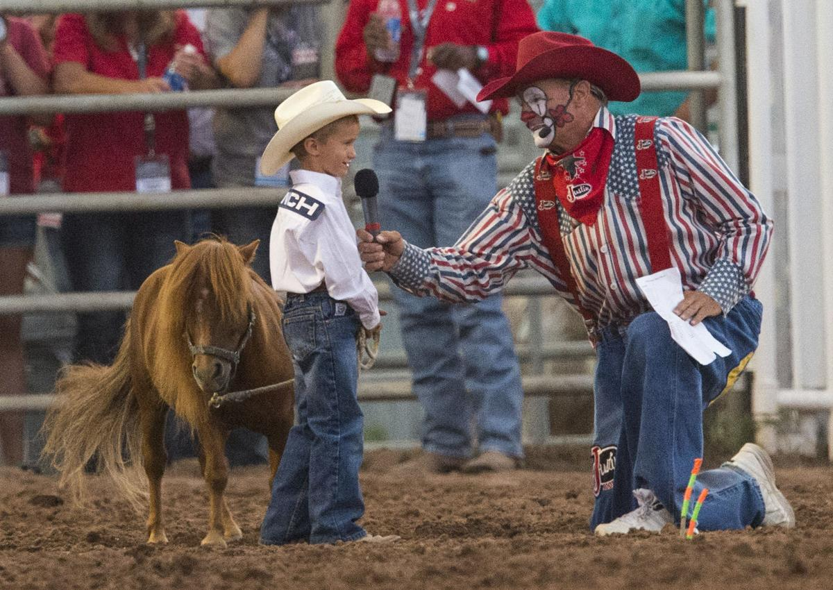 Rodeo Clown Keith Isley Still Making Them Laugh At Pikes