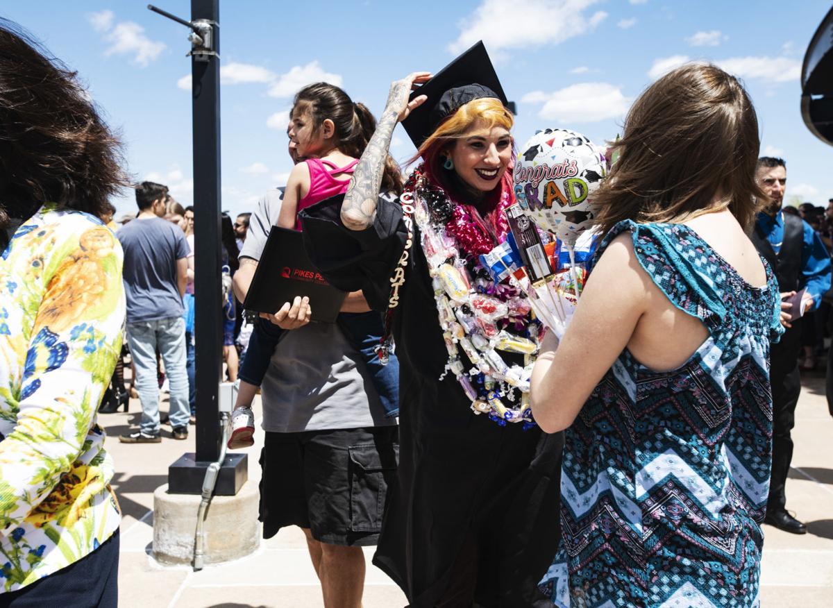 Pikes Peak Community College celebrates graduation