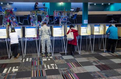 Colorado voter turnout was second highest in the nation ...