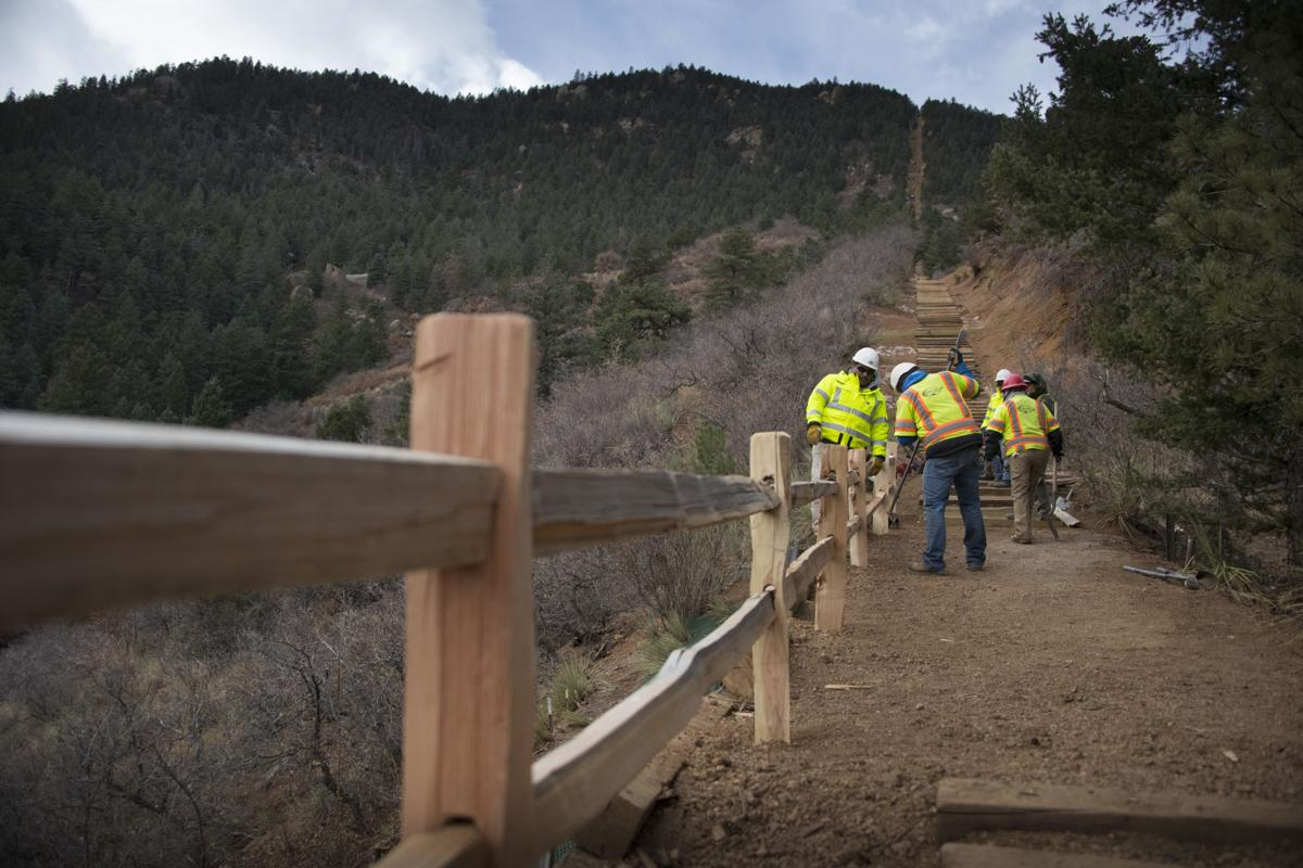 Manitou Incline a labor of love for workers from Mexico