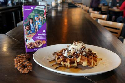 Colorado Springs breakfast eatery serves up dishes using Girl Scout Cookies