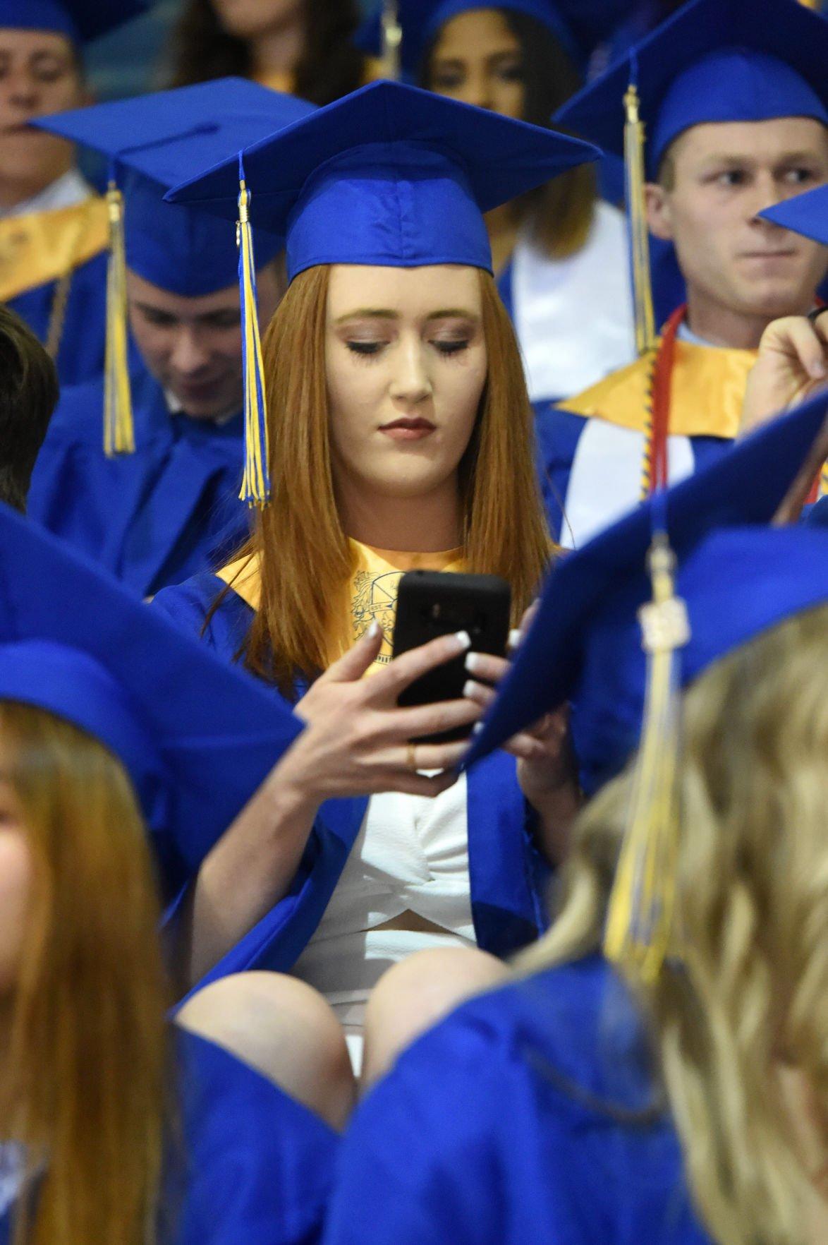 PHOTOS: Rampart High School Graduation