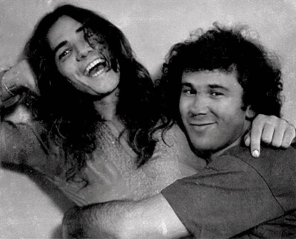 Tommy Bolin and Chuck Morris