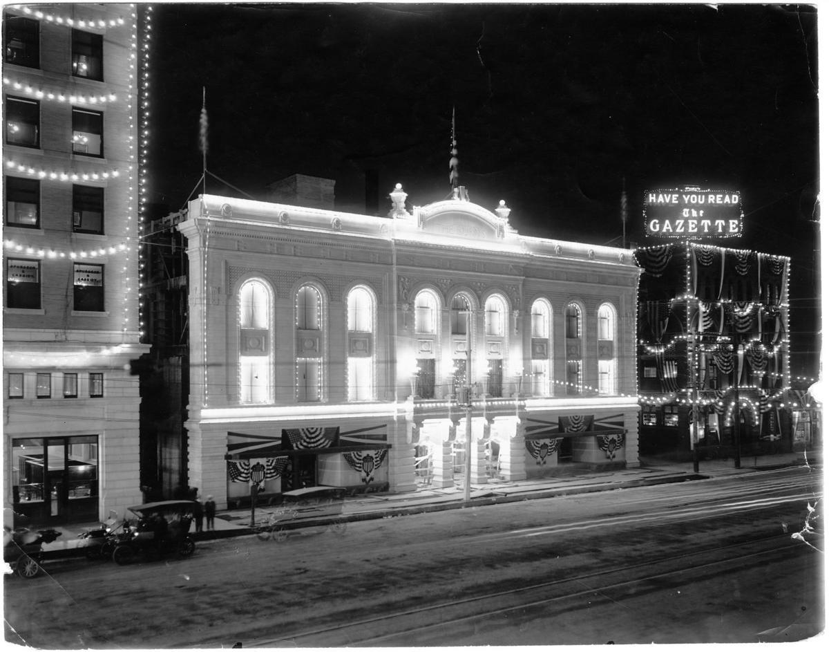 Burns Theater