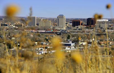 Downtown Colorado Springs (copy)
