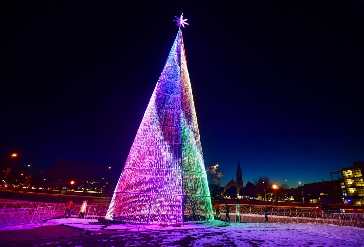 Mile High Tree offers immersive holiday