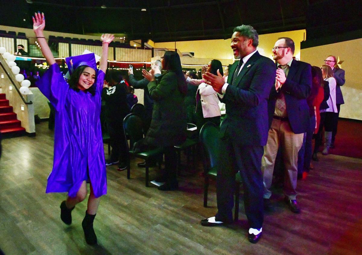 Eastlake High School Graduation 1