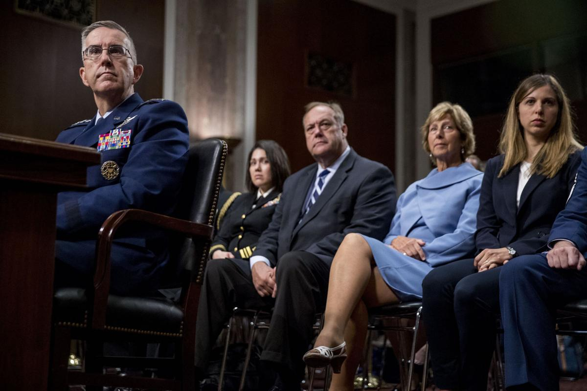 Congress Air Force General