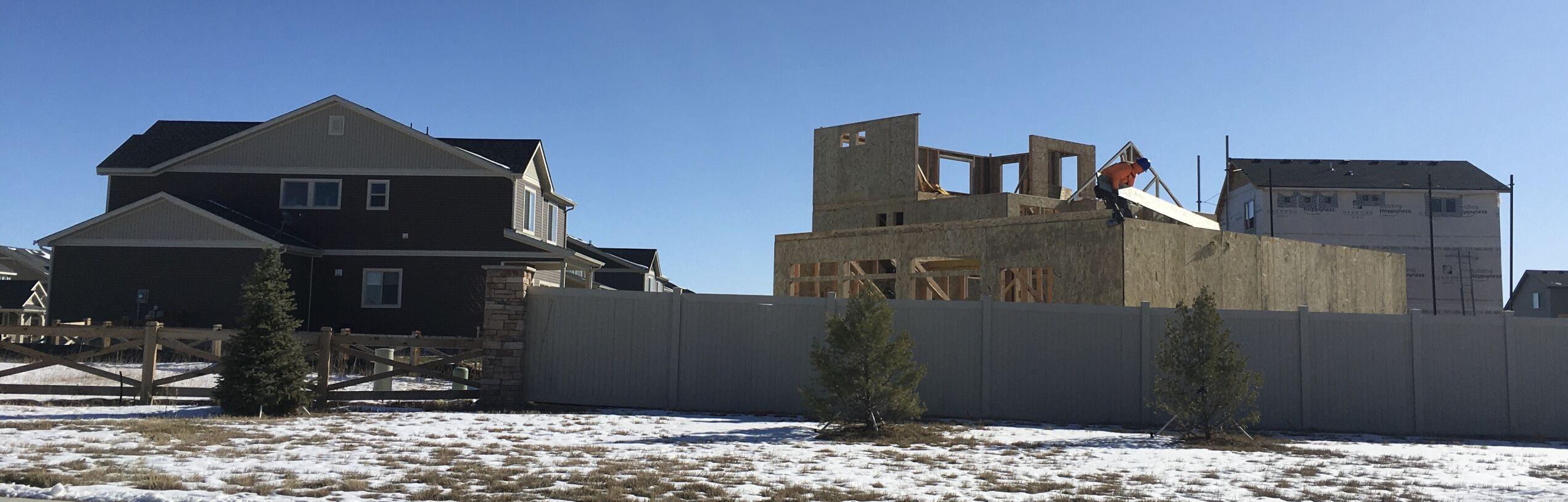 gazette.com - Rich Laden - Colorado Springs-area home construction soars to 15-year high