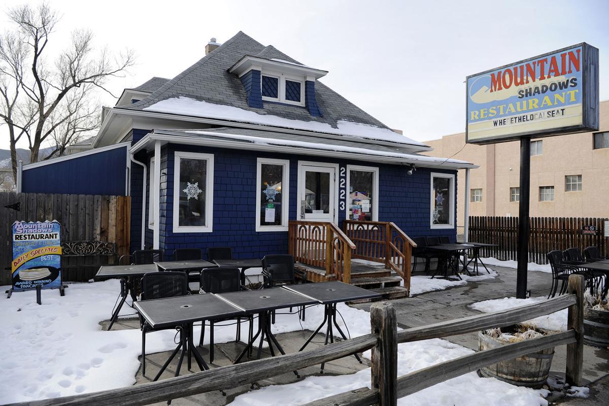 Mountain Shadows Restaurant