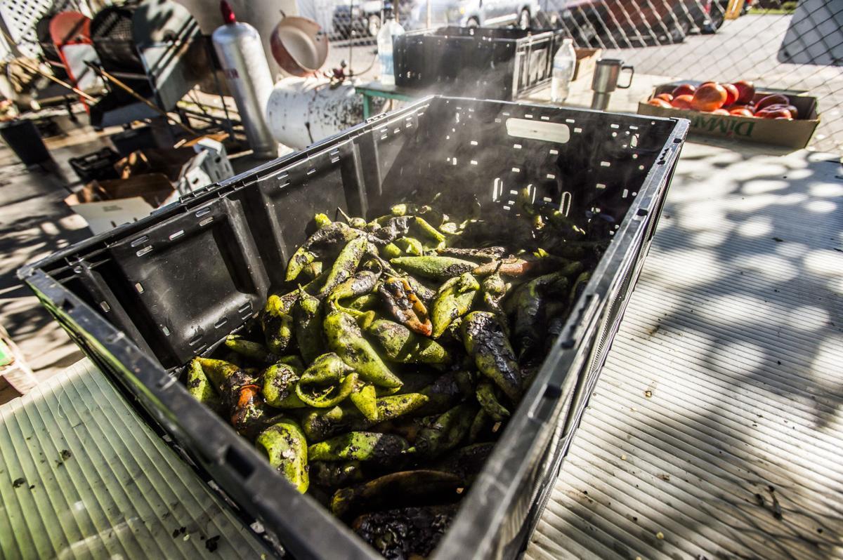 Pueblo green chili takes spotlight at festival in its honor