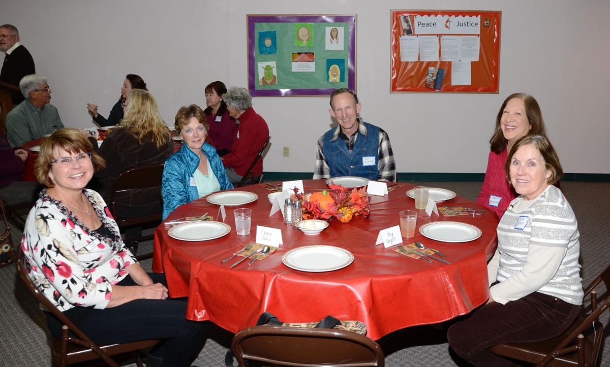 Local church thanks local organizations for meeting community needs