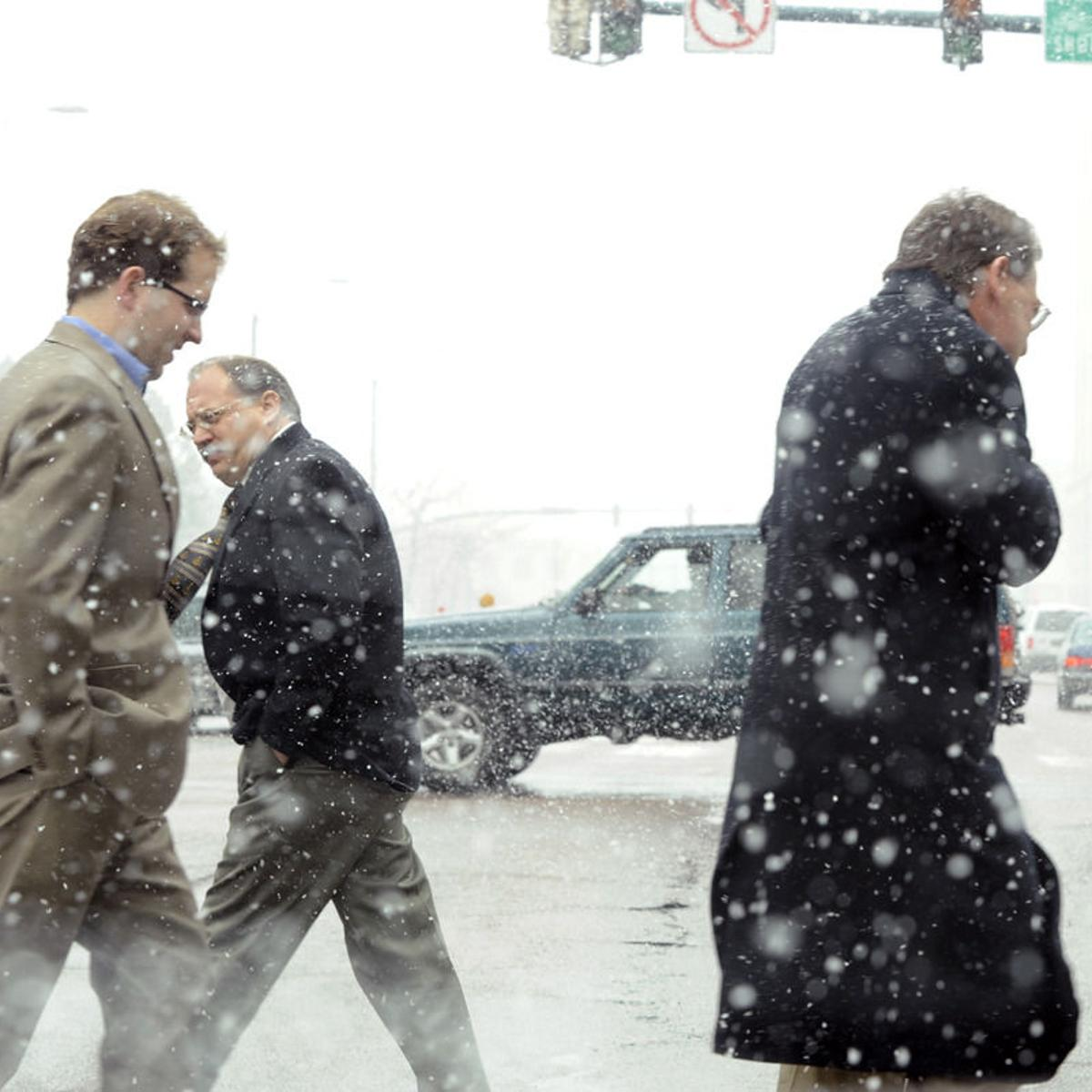 Forecast: Light snow showers to continue in Colorado Springs