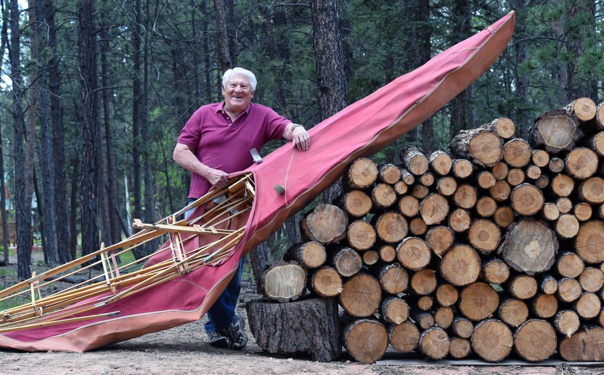 Woodland Park coach reflects on kayaking history   Lifestyle