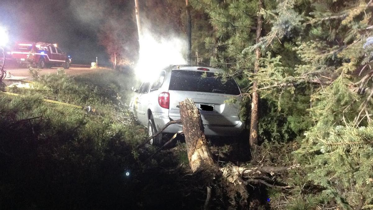 Teller County crash 082918
