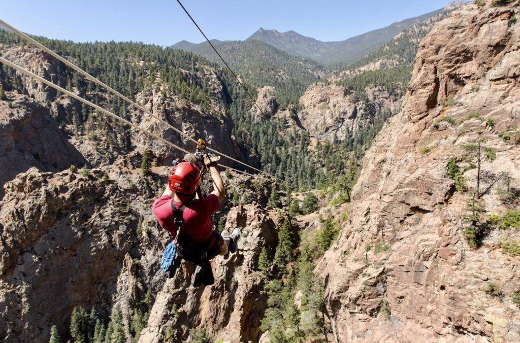 Head to The Broadmoor for sky-high thrills