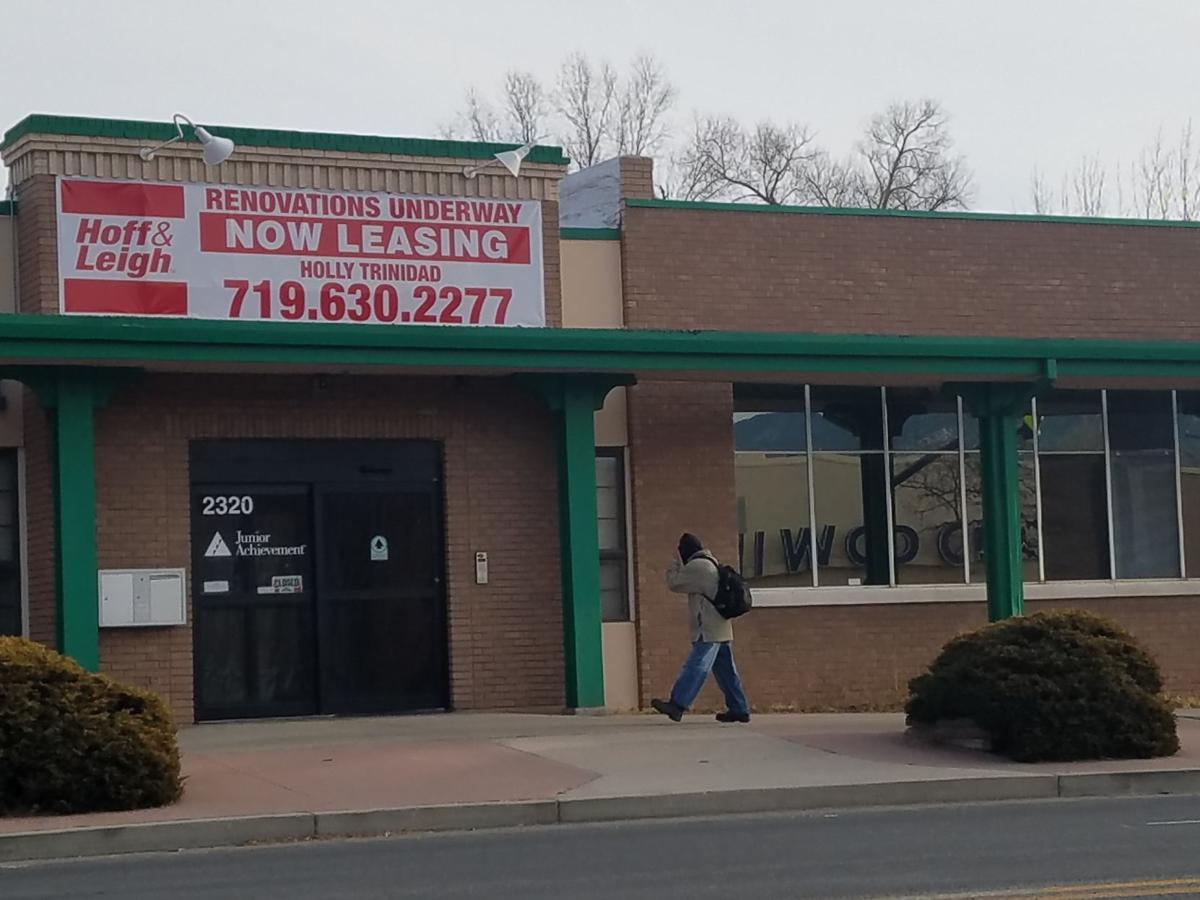 Former Junior Achievement office