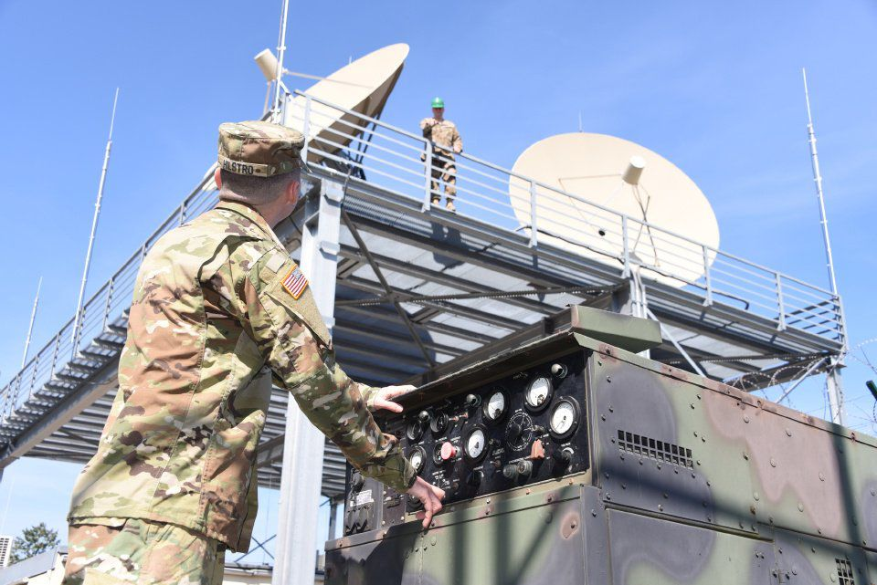 Small Army unit that tracks ballistic missiles has global mission