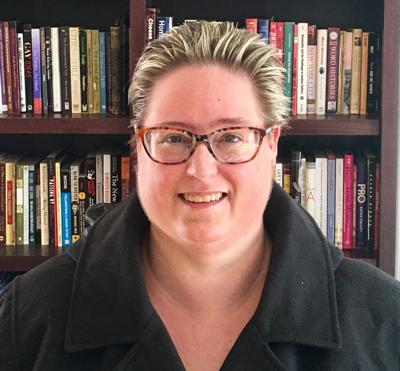 Colorado College Professor Phoebe Lostroh