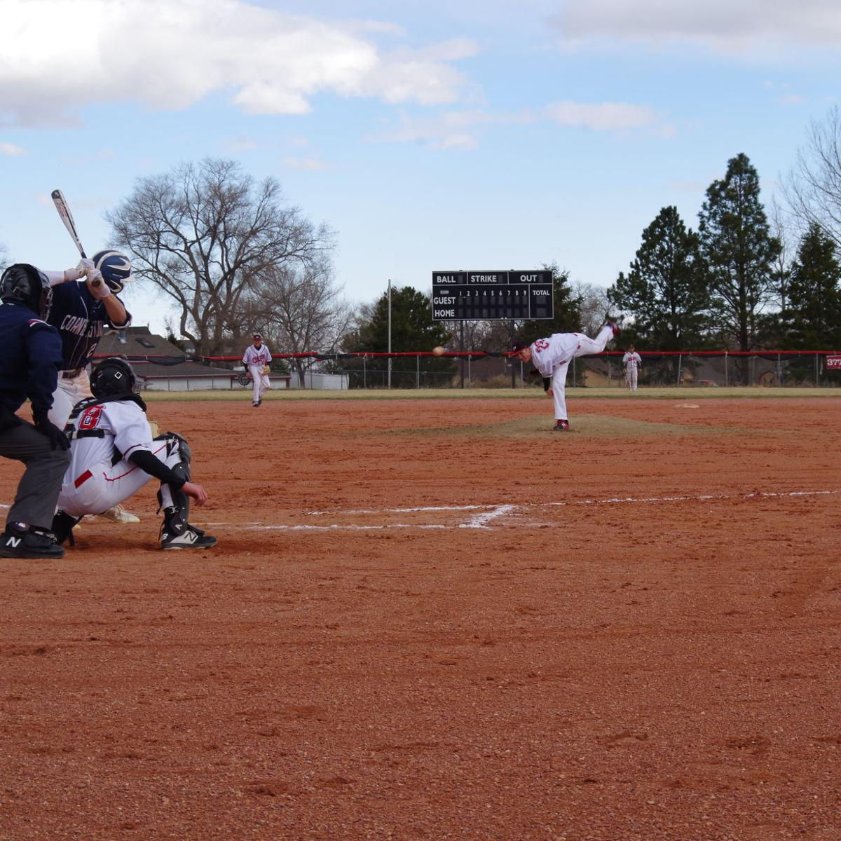 Peyton baseball survives minor scare in closest game of the