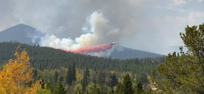 Cameron Peak fire September